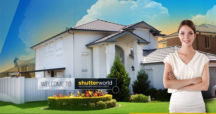 Shutter world mobile banner
