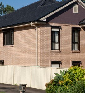 white security roller shutters for exterior windows